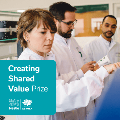 Nestlé Creating Shared Value Prize Launched for Innovators Working Towards Waste-Free Future