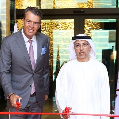 DoubleTree by Hilton Dubai M Square Hotel & Residences opened its doors