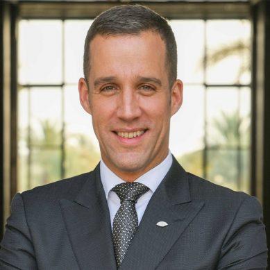 General Manager Marcel Thoma joins Mandarin Oriental, Marrakech