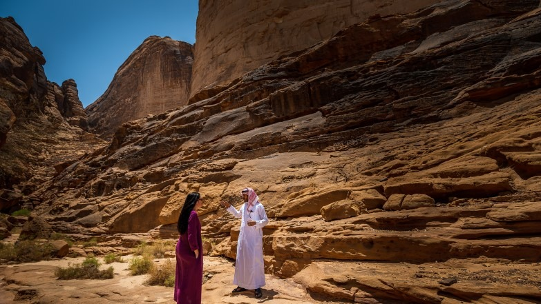 Nine in 10 young Saudis look towards tourism and hospitality careers
