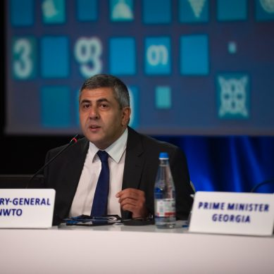 Secretary-general Pololikashvili to lead UNWTO for four more years