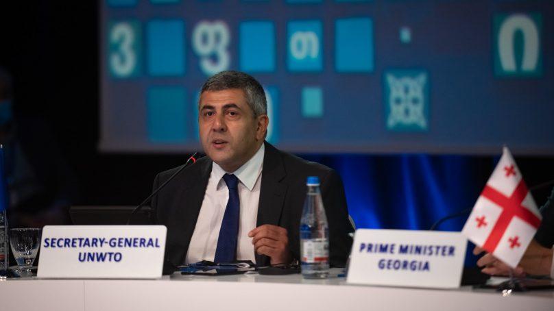 Secretary-general Pololikashvili to lead UNWTO for four more years