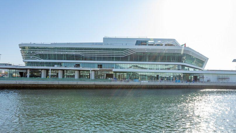 A new waterfront destination is on its way to Abu Dhabi: Al Qana