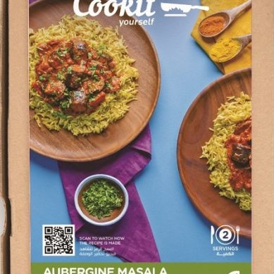 Carrefour introduces cook at home recipe boxes with chef-inspired dishes