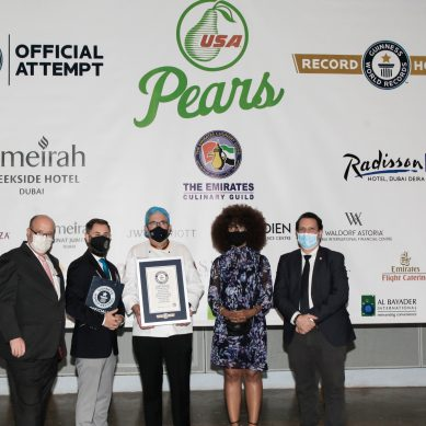 New Guinness World Record achieved by Dubai Chefs