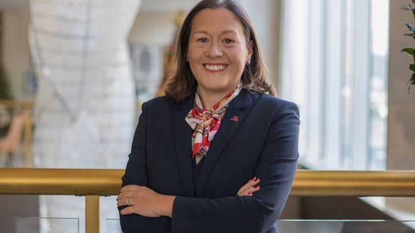 Katrin Herz joins Marriott Hotel Downtown Abu Dhabi as Multi Property GM