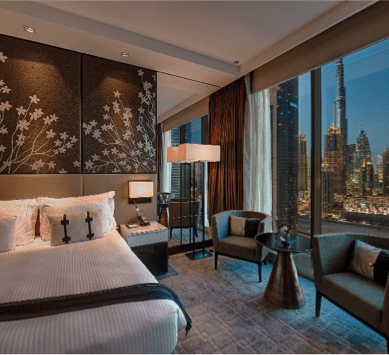 Accor opens 353-key Pullman Downtown Dubai in Business Bay