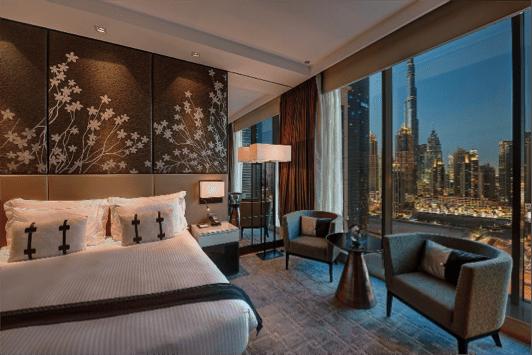 Accor opens 353-key Pullman Downtown Dubai in Business Bay