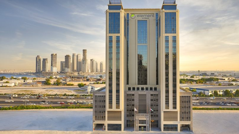 Eco-conscious Element brand expands in the Middle East with the opening of Element Al Jaddaf