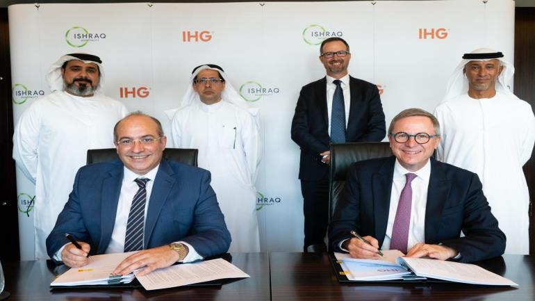 IHG to open 8 new Holiday Inn Express hotels across MEA