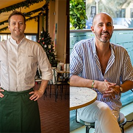 Two new senior appointments join Bistro des Arts