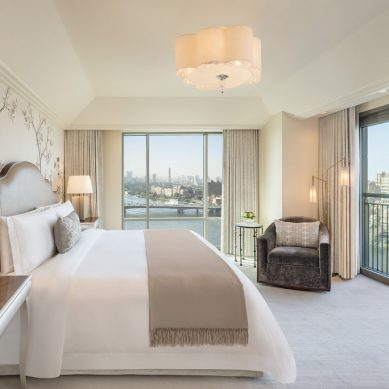 Marriott's St. Regis Hotels opens the St. Regis Cairo