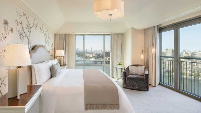 Marriott's St. Regis Hotels opens the St. Regis Cairo