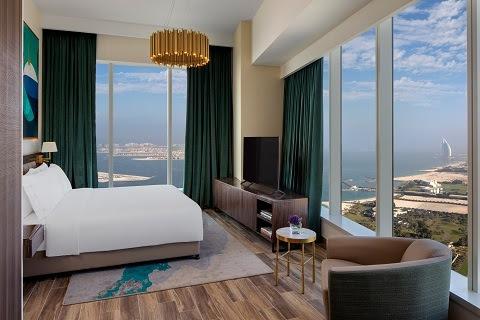Minor's Avani Palm View Dubai Hotel & Suites opens
