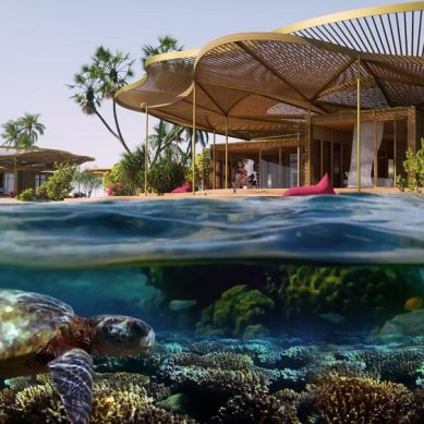 Coral Bloom, a new destination by The Red Sea Development Company