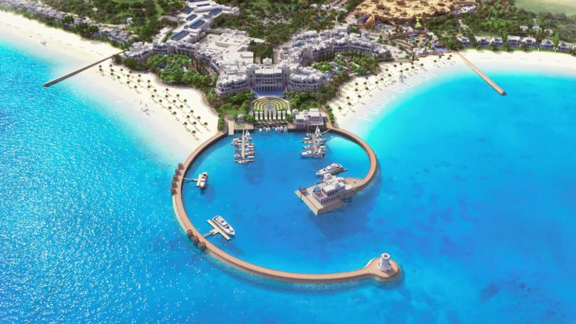 Qatar-based Hilton Salwa Beach Resort & Villas is now welcoming guests
