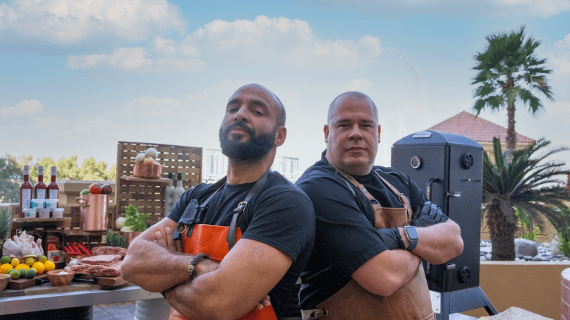 Rotana is searching for the UAE's Best Amateur Barbecue Master