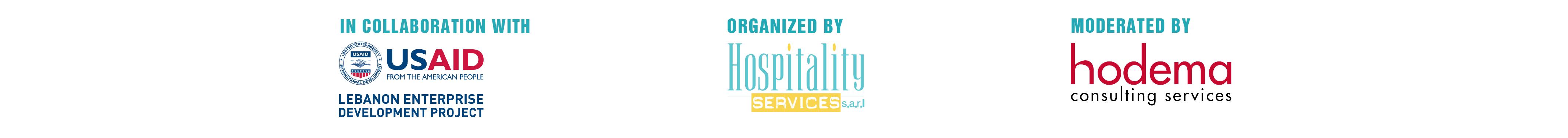 hospitality news talks lebanon usaid hodema hospitality services