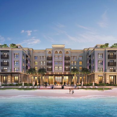 Emaar's Vida Beach Resort Umm Al Quwain is welcoming guests