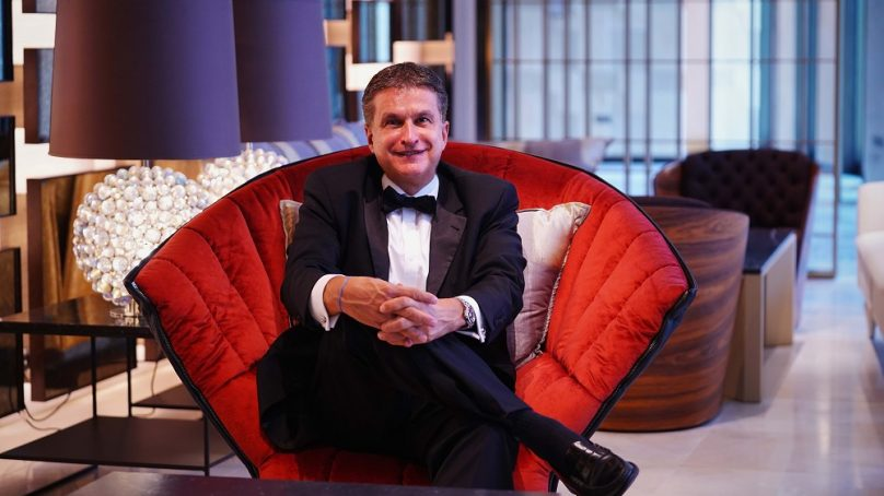 Three questions to Stefan Gaessler, GM of Park Hyatt Doha