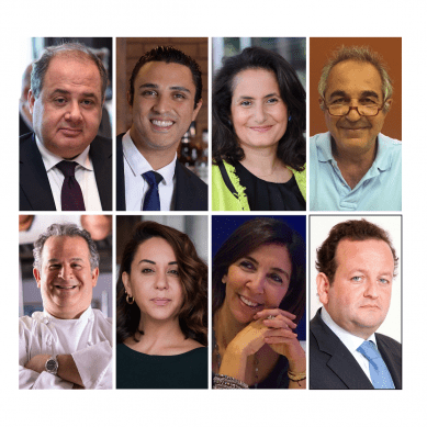 Full Report: Lebanon's caterers and event planners discuss the new normal in Hospitality News Talks' fourth virtual roundtable