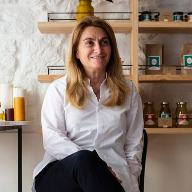 Passing thyme with restaurateur Carla Rebeiz
