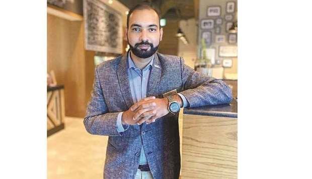 Denzil Pereira joins Hilton The Pearl as director of restaurants