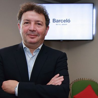 José Canals appointed as MD for the Middle East and Asia at Barceló Hotel Group