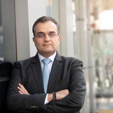 Business talk with Richard Haddad
