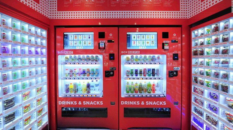 Return of the vending machine