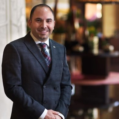 Afif Salibi appointed general manager of Raffles Dubai