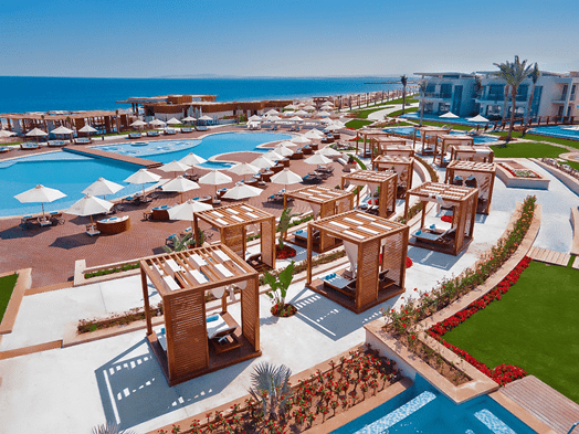 Rixos Premium Magawish Suites & Villas is now welcoming guests