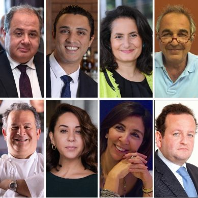Lebanon's caterers and event planners discuss the new normal in Hospitality News Talks' fourth virtual roundtable