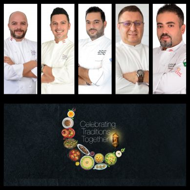 Celebrating Ramadan: a culinary journey around the Middle East with top Nestlé Professional® chefs