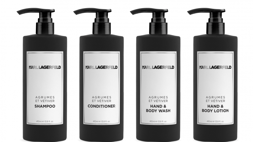 When luxury meets exclusivity: The Karl Lagerfeld Hotel Collection