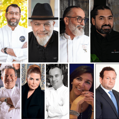 Renowned Lebanese chefs and entrepreneurs explore the future of Lebanese cuisine