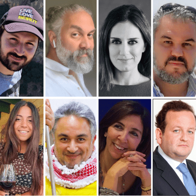 Lebanese influencers and bloggers discuss how Lebanon should be promoted in a webinar hosted by Hospitality News Talks