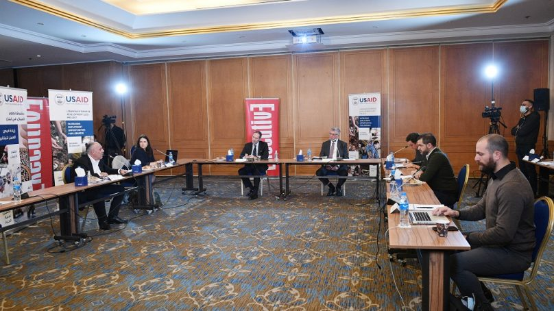 Lebanon: How to preserve employment and develop economic growth in productive industries
