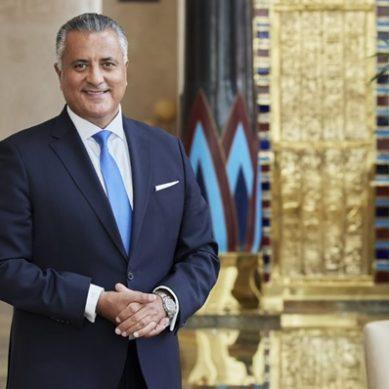 New managing director of Raffles Dubai & Sofitel Dubai The Obelisk