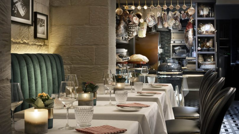 Italian restaurant and lounge to open in DIFC