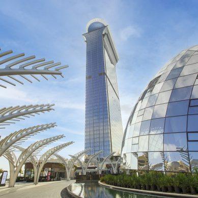 St. Regis Hotels & Resorts debuts on Dubai's Palm Jumeirah Island
