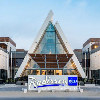 Radisson Blu opens Radisson Blu Hotel, Riyadh Qurtuba, its fifth hotel in Riyadh