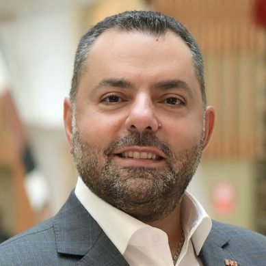 Antoine Flouty's key appointment