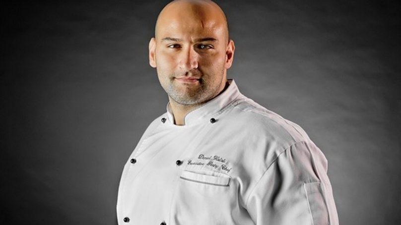 Kitchen talk with chef Daniel Halabi