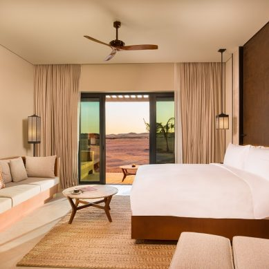 112-key Alila Hinu Bay opens to guests in Oman