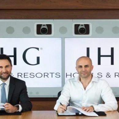IHG to bring voco to Dubai's Palm Jumeirah