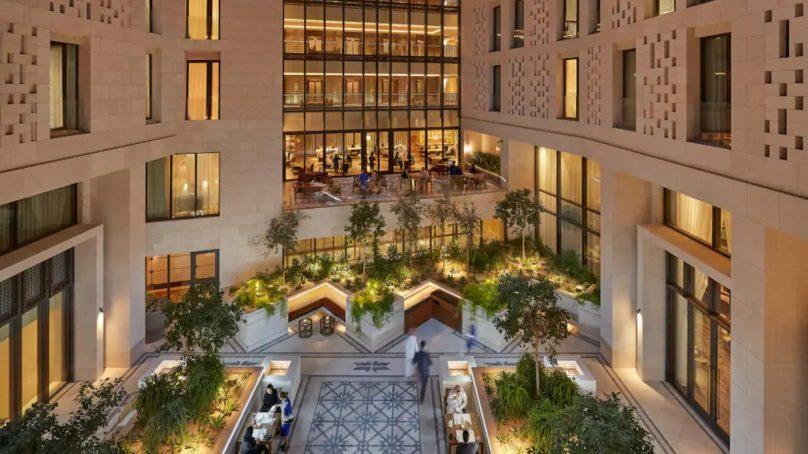 Mandarin Oriental, Doha is now welcoming guests