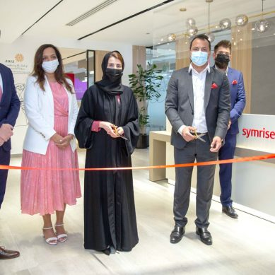 Symrise opens innovation center in Dubai to shape the future of taste for food
