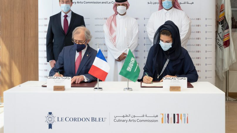 Le Cordon Bleu to open an institute in Riyadh by the end of 2023