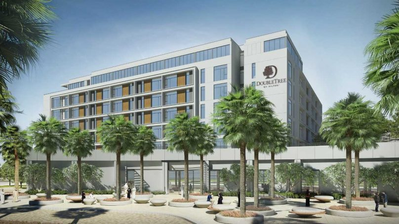 DoubleTree by Hilton Abu Dhabi Yas Island Residences to open this year